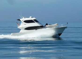 Used Boats: Maritimo 48 Enclosed Bridge for sale