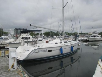 Used Boats: Hunter 356 for sale