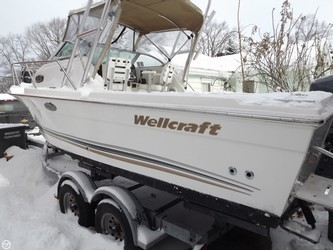 Used Boats: Wellcraft 22 for sale
