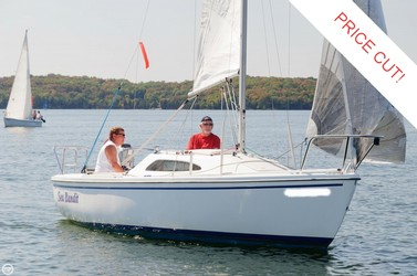 Used Boats: Catalina 22 Sport for sale
