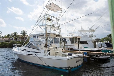 Used Boats: BLACKFIN 31 Combi for sale