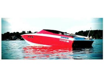 Used Boats: Donzi 30 Black Widow for sale