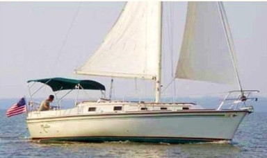 Used Boats: Allmand 31 racer for sale