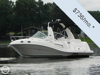 Used Boats: Sea Ray 260 Sundancer for sale