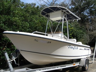 Used Boats: Sea Hunt 19 for sale