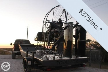 Used Boats: Al David Performance Airboats 13 for sale