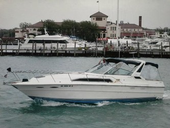 Used Boats: Sea Ray 340 Sundancer for sale