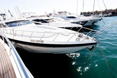 Used Boats: Overmarine Mangusta for sale