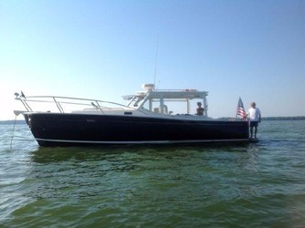 Used Boats: MJM 34z Downeast for sale