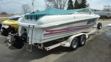 Used Boats: Thunderbird 2500 CUDDY CABIN for sale