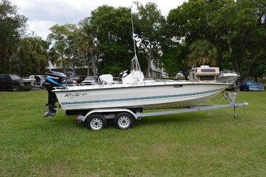 Used Boats: Key Largo 210 CC for sale