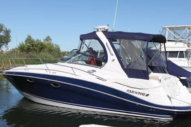 Used Boats: Four Winns (Sea Ray Cruisers) 318 Vista for sale