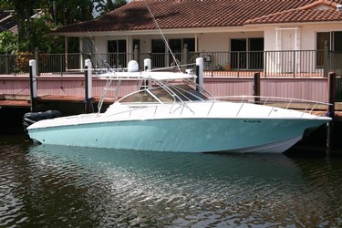 Used Boats: FOUNTAIN Cruiser OB for sale