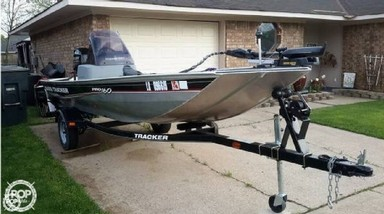 Used Boats: Bass Tracker Pro Pro160 for sale