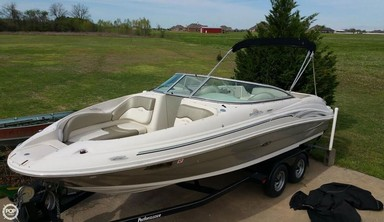 Used Boats: Sea Ray 220 SunDeck for sale