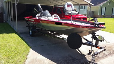 Used Boats: Bass Tracker Pro 175 TXW Team for sale