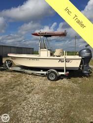 Used Boats: Parker Marine Enterprises 1801 Center Console for sale