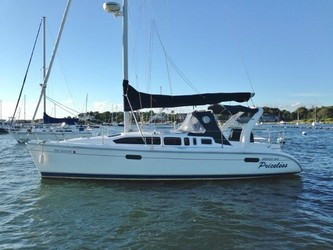 Used Boats: Hunter 340 for sale