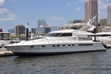 Used Boats: Fairline Squadron 65 for sale