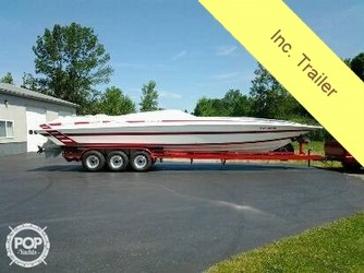 Used Boats: Fountain 35 Lightning for sale