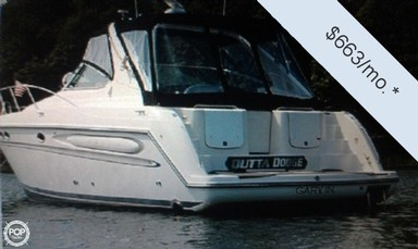 Used Boats: Maxum 4100 SCR for sale