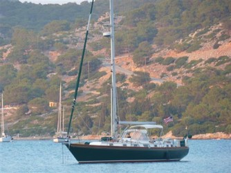 Used Boats: BRISTOL YACHTS 41.1 CC Centerboard XT for sale