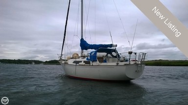 Used Boats: C & C Yachts Landfall 35 for sale
