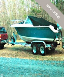 Used Boats: Key West 2020 Dual Console for sale