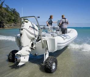 Used Boats: Sealegs 7.1M Amphibious Rib for sale