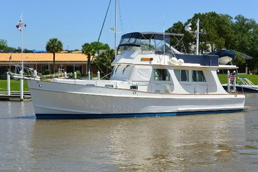 Used Boats: Grand Banks 46- Europa for sale