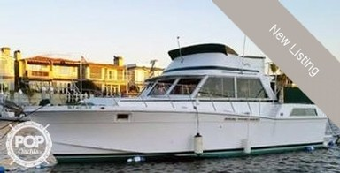 Used Boats: Uniflite 42 for sale