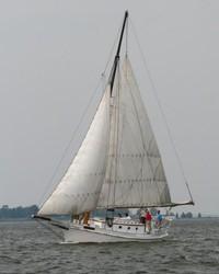 Used Boats: Skipjack Chesapeake Bay Classic Skipjack for sale