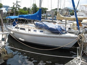 Used Boats: Catalina 34 for sale