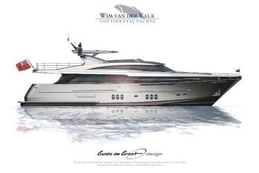 Used Boats: Van der Valk Continental III Motoryacht for sale