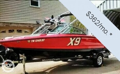 Used Boats: Mastercraft X-9 for sale
