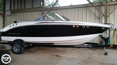 Used Boats: Chaparral 18 H20 Fish n Ski for sale
