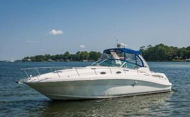 Used Boats: Sea Ray 34 SunDancer for sale