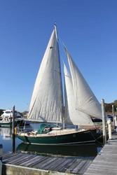 Used Boats: Cornish Crabber 24 Cutter Rig Pocket Cruiser for sale