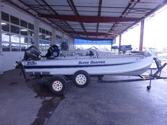 Used Boats: Sylvan 16 SEASNAPPER for sale