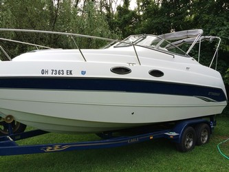 Used Boats: Stingray 240 CRUISER for sale