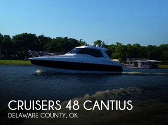 Used Boats: Cruisers 48 Cantius for sale