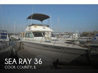 Used Boats: Sea Ray 36 Aft Cabin for sale