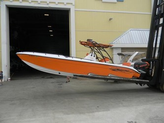 Used Boats: Glasstream 328 SCX for sale