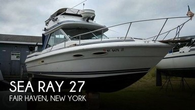 Used Boats: Sea Ray 270 Amberjack SF for sale