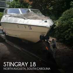 Used Boats: Stingray 185LX for sale