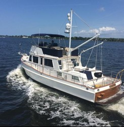 Used Boats: Grand Banks 42 Heritage Classic for sale