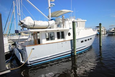 Used Boats: Selene Solo Ocean Trawler for sale