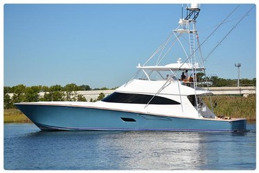Used Boats: Viking 80' Convertible (VK80-701) for sale