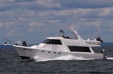 Used Boats: Bayliner 4788 Pilot House Motoryacht for sale