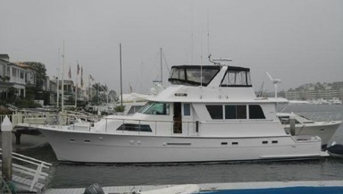 Used Boats: Hatteras 58 Cockpit Motor Yacht LLC for sale